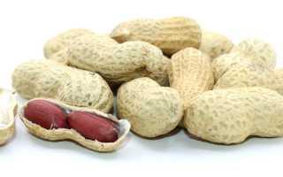 Как правильно пожарить арахис в скорлупе