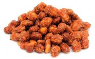 Как приготовить карамель с арахисом