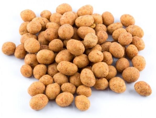 арахис в глазури