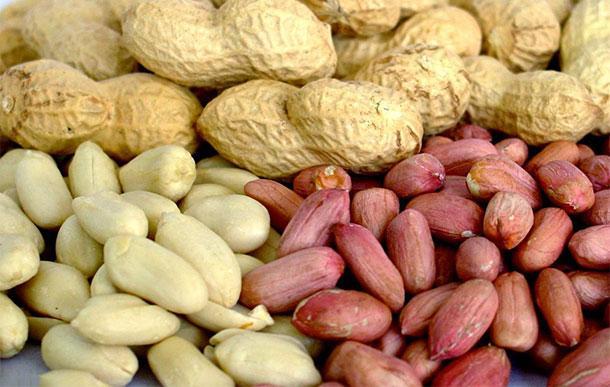 Виды арахиса